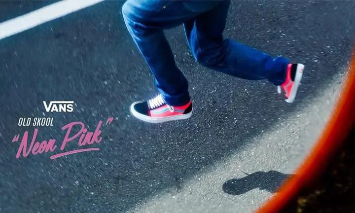 """BILLY'S限定!バンズ オールドスク-ル """"ネオンピンク""""が11/7発売! (ビリーズ VANS OLD SKOOL """"NEON PINK"""")"""