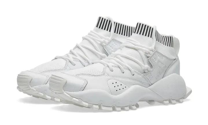 """海外展開!アディダス シーユーレーター プライムニット """"ホワイト/ブラック"""" (adidas SEEULATER PRIMEKNIT """"White/Black"""") [S80040]"""