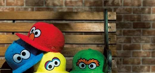 【ハロウィンの仮装用に最適!?】ニューエラ × セサミストリートのコラボが今季もリリース! (New Era SESAME STREET)