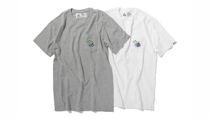 今回の為にウォルト・ディズニー社が描き起こしたMICKEY MOUSE × CHALLENGER! Tシャツ、クルーネックスウェット、キャップの3型が発売! (ミッキーマウス チャレンジャー)