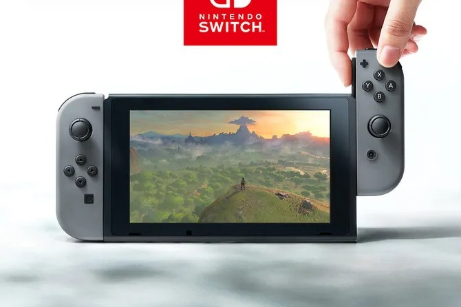 2017年3月発売予定!新ゲーム機「ニンテンドースイッチ」の詳細がアップ! (Nintendo Switch)