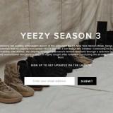 Kanye West YEEZY SEASON 3 が海外で近日登場! (カニエ ウェスト イージー シーズン)