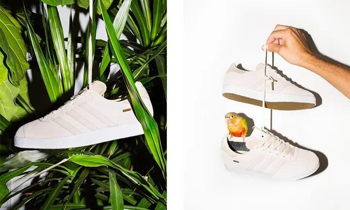 10/29発売!SAINT ALFRED × adidas Originals CONSORTIUM GAZELLE GTX {GORE-TEX} (セイント アルフレッド アディダス オリジナルス ガゼル ゴアテックス) [BB0894]