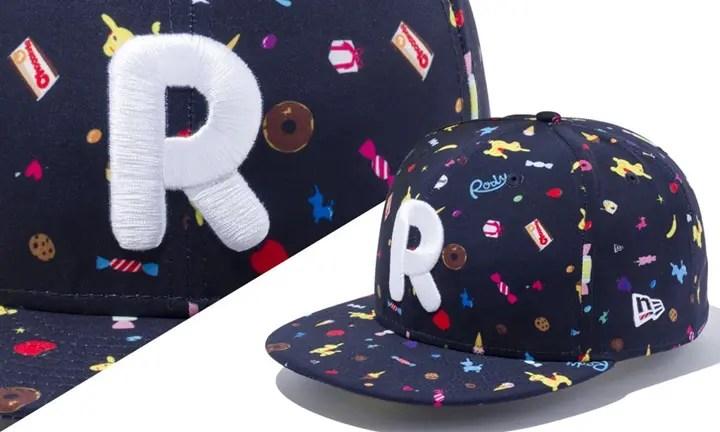New Era Store限定!RODYの象徴するグラフィックを配した59FIFTYが発売! (ニューエラ ロディ)