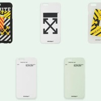 OFF-WHITE C/O VIRGIL ABLOH iPhone 7 CASEが予約受付中! (オフホワイト)