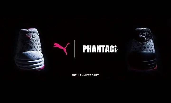 PHANTACi 10th × PUMA R698 2カラーが11/12発売! (ファンタシー プーマ)