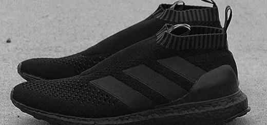 """アディダス エース16+ ピュアコントロール ウルトラ ブースト """"トリプル ブラック"""" (adidas ACE 16+ PURECONTROL ULTRA BOOST """"Triple Black"""")"""