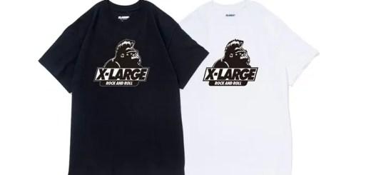 X-large × AIR JAM 2016 S/S TEE MOHAWK OLD OGが11/25発売! (エクストララージ エアジャム)