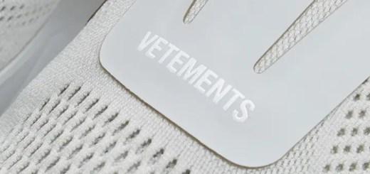国内12/1発売!DSM限定!VETEMENTS × REEBOK PUMP PLUS SUPREME (ヴェトモン リーボック ポンプ プラス シュプリーム)
