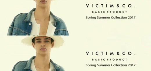 【先行予約】早くも第2弾!VICTIM 2017 SPRING/SUMMER COLLECTION (ヴィクティム 2017年 春夏モデル)
