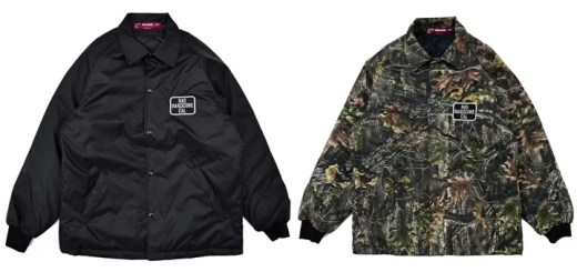 Hide&Seekからキルティング加工を施したジャケットがリリース! (ハイド アンド シーク)
