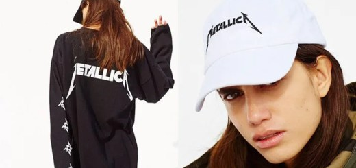 METALLICA × monkey time L/S TEE & CAPが1/14発売! (メタリカ モンキータイム)