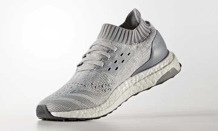 """adidas ULTRA BOOST UNCAGED """"Solid Grey"""" (アディダス ウルトラ ブースト アンケージド """"ソリッド グレー"""") [S80689]"""