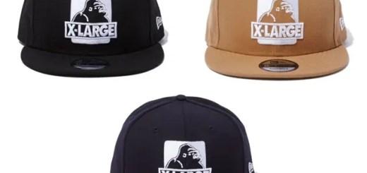 X-large × New Era OG SNAPBACK CAPが1/13発売! (エクストララージ ニューエラ)