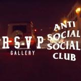 1/27展開!Anti Social Social Club × RSVP Gallery コラボが登場! (アンチ ソーシャル ソーシャル クラブ)