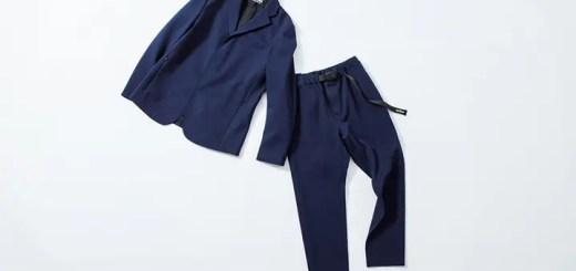 WILD THINGS × AMERICAN RAG CIE 4WAYストレッチ素材のトラベルジャケット&パンツに新色のネイビーが登場! (ワイルドシングス アメリカンラグシー)
