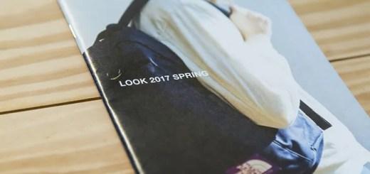 ザ・ノースフェイス パープル レーベル 2017年 春モデル ルックブックが発表! (THE NORTH FACE PURPLE LABEL 2017 SPRING LOOK BOOK)