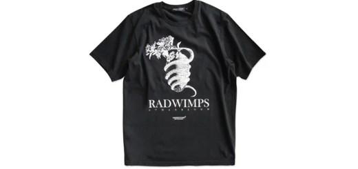 RADWIMPS × UNDERCOVER コラボTEEがライブ会場限定で2/25~リリース! (ラッドウィンプス アンダーカバー)