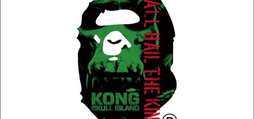 A BATHING APE × 映画「キングコング:髑髏島の巨神」が海外3/4先行発売! (ア ベイシング エイプ kingkong)