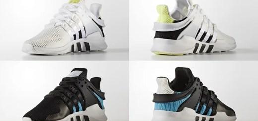 """アディダス オリジナルス エキップメント サポート ADV """"ホワイト/ブラック"""" (adidas Originals EQT SUPPORT ADV """"White/Black"""") [BB1310,1]"""