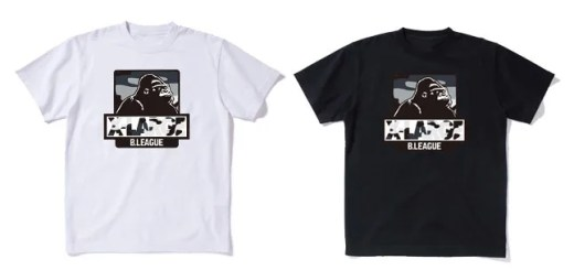B.LEAGUE × X-large コラボコレクションが3/11から全23種類 TEEが発売! (ビーリーグ エクストララージ)