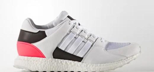 """アディダス オリジナルス エキップメント サポート ウルトラ """"ホワイト/ダーボ"""" (adidas Originals EQT SUPPORT ULTRA """"White/Turbo"""") [BA7474]"""