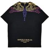 "NUBIAN限定!MARCELO BURLON ""Feather TEE"" (ヌビアン マルセロ・バーロン フェザーTEE)"