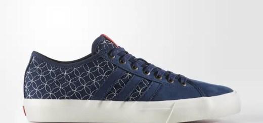 4/4発売!日本の刺し子をイメージしたアディダス オリジナルス マッチコート RX LTD (adidas Originals MATCHCOURT RX LTD) [BB8834]
