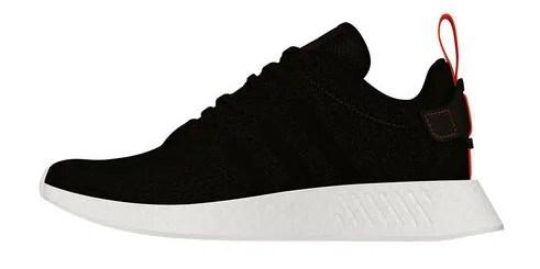 """adidas Originals NMD_R2 """"Core Black"""" (アディダス オリジナルス エヌ エム ディー """"コア ブラック"""") [CG3384]"""