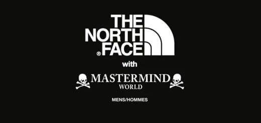 mastermind WORLD × THE NORTH FACE コラボが海外4/14からリリース! (マスターマインド ワールド ザ・ノース・フェイス)