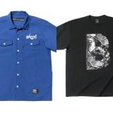 バックチャンネル (Back Channel)からワークシャツ、TEE、オリジナルテキスタイル「ゴーストライオンカモ」を使用したウォレット等が発売!