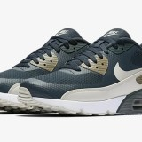 "NIKE AIR MAX 90 ULTRA 2.0 ESSENTIAL ""Blue Fox/Light Bone"") [875695-401]"