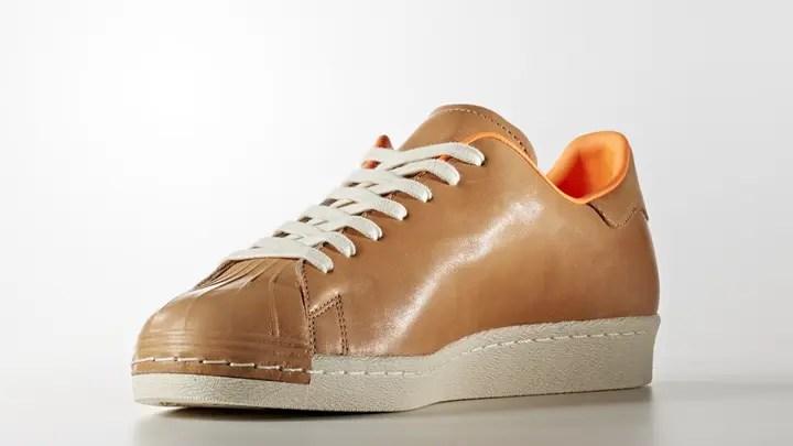 "adidas Originals SUPERSTAR 80s CLEAN ""Off White"" (アディダス オリジナルス スーパースター 80s クリーン ""オフホワイト"") [BA7767]"