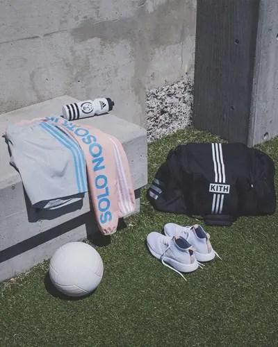 KITH x adidas soccer project (キース アディダス サッカー プロジェクト)