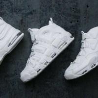 """【販売店舗情報*随時更新】5/26発売!ナイキ エア モア アップテンポ/エア マックス アップテンポ """"ホワイト オン ホワイト - トリプル ホワイト"""" (NIKE AIR MORE UPTEMPO/MAX UPTEMPO """"White on White - Triple White"""") [921948,922934,922935-100]"""