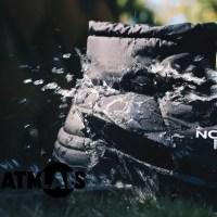THE NORTH FACE × ATMOS LAB「NUPTSE DOWN BOOTIE」が10/27先行予約販売 (ザ・ノース・フェイス アトモスラボ)