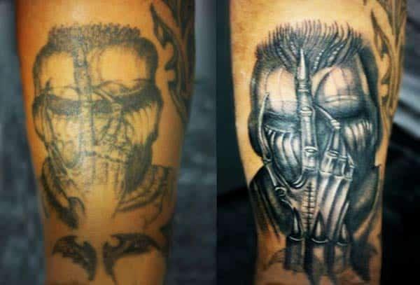 Tattoo nightmares