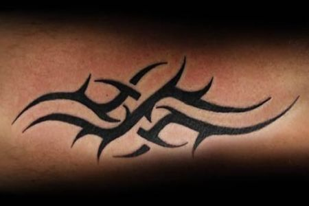 simple tattoo tribal designs