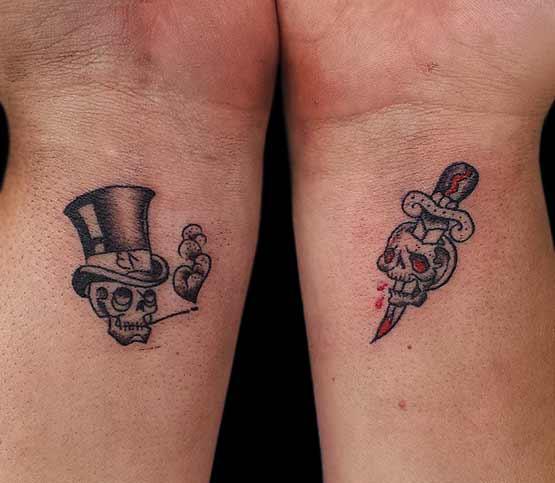 Small Tattoo Ideas For Girls Wrist