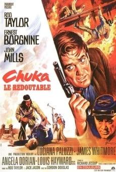 Poster do filme O Revólver de um Desconhecido