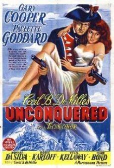 Poster do filme Os Inconquistáveis