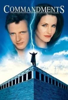 Poster do filme Quebrando os 10 Mandamentos