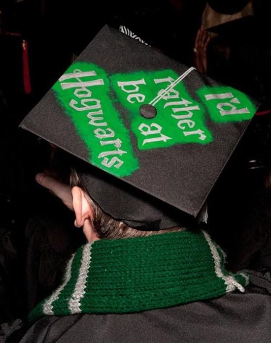 28 cool graduation hats