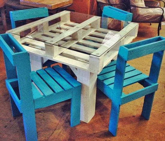 Amazing uses for old pallets 36 photos