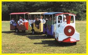 Rent Trackless Trains Kids Party Los Angeles Train Rental for Kids Parties San Diego