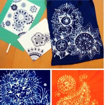 t-shirt, tshirt, shirt, t-shirt design, shirt design, bleach shirt, fabric, fabric design, CLOROX bleach pen, CLOROX bleach pen design, CLOROX