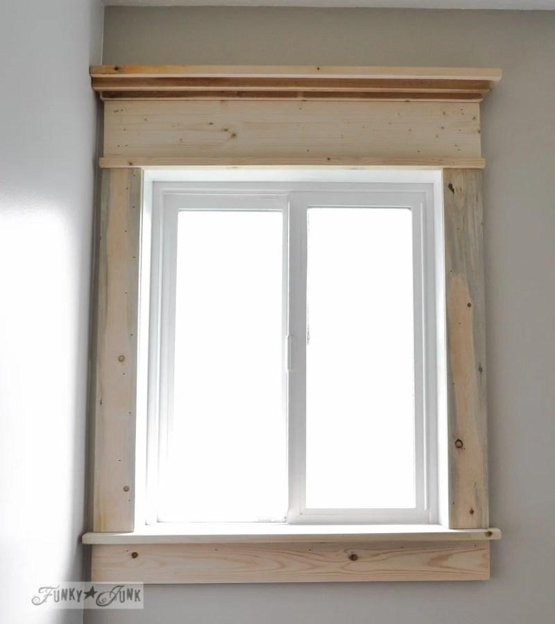 Large Of Exterior Window Trim Ideas