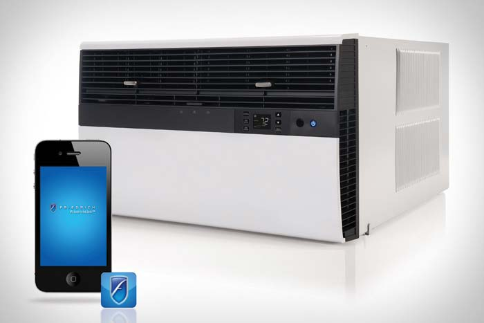Kuhl Iphone Controlled Air Conditioner Video