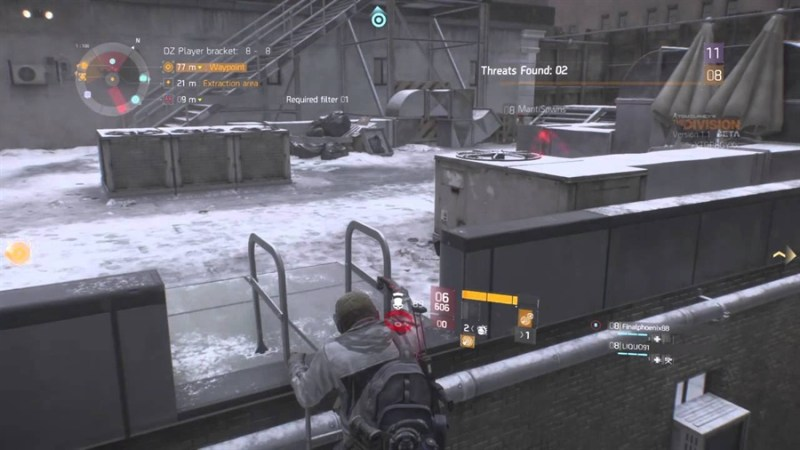 10 Tips The Division Doesn't Tell You - Ladder Leap of Faith
