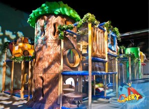 playpark with logo
